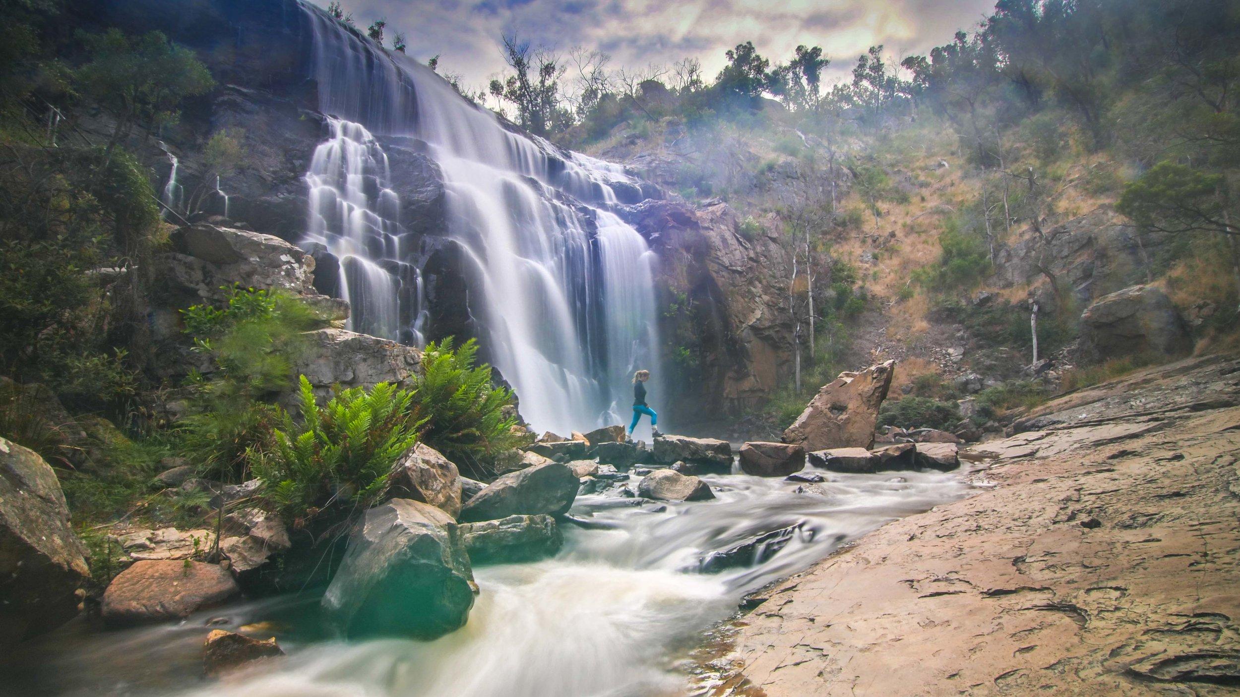 MacKenzie Falls, Grampians National PArk, VIctoria, Australia