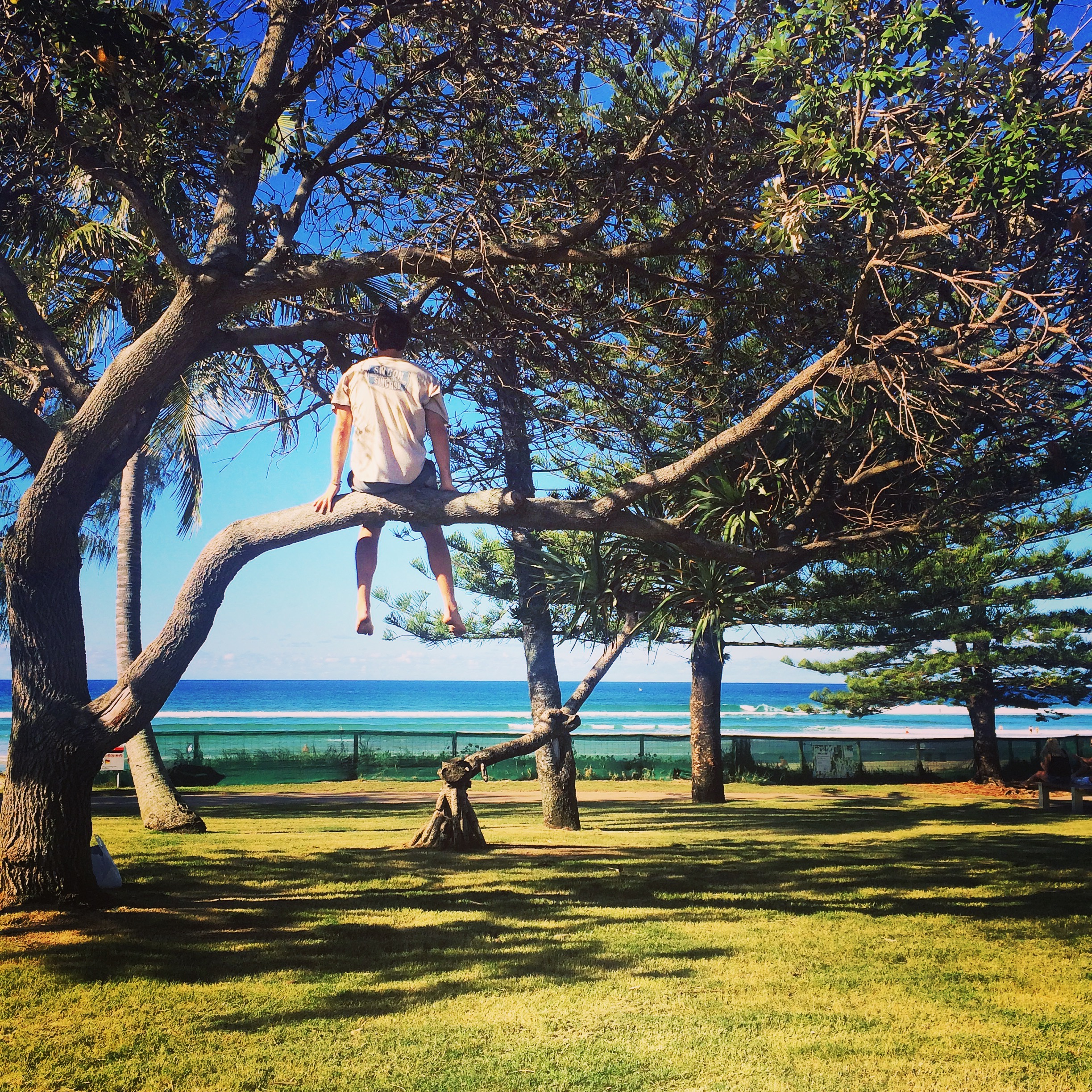 Down days in Burleigh Heads