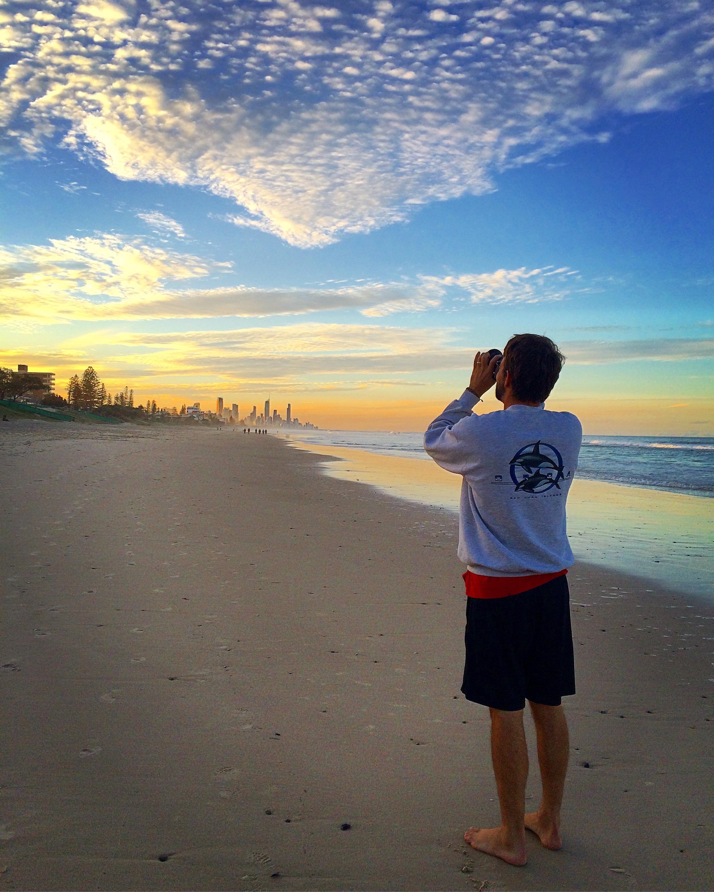 Miami Beach, Gold Coast, Australia
