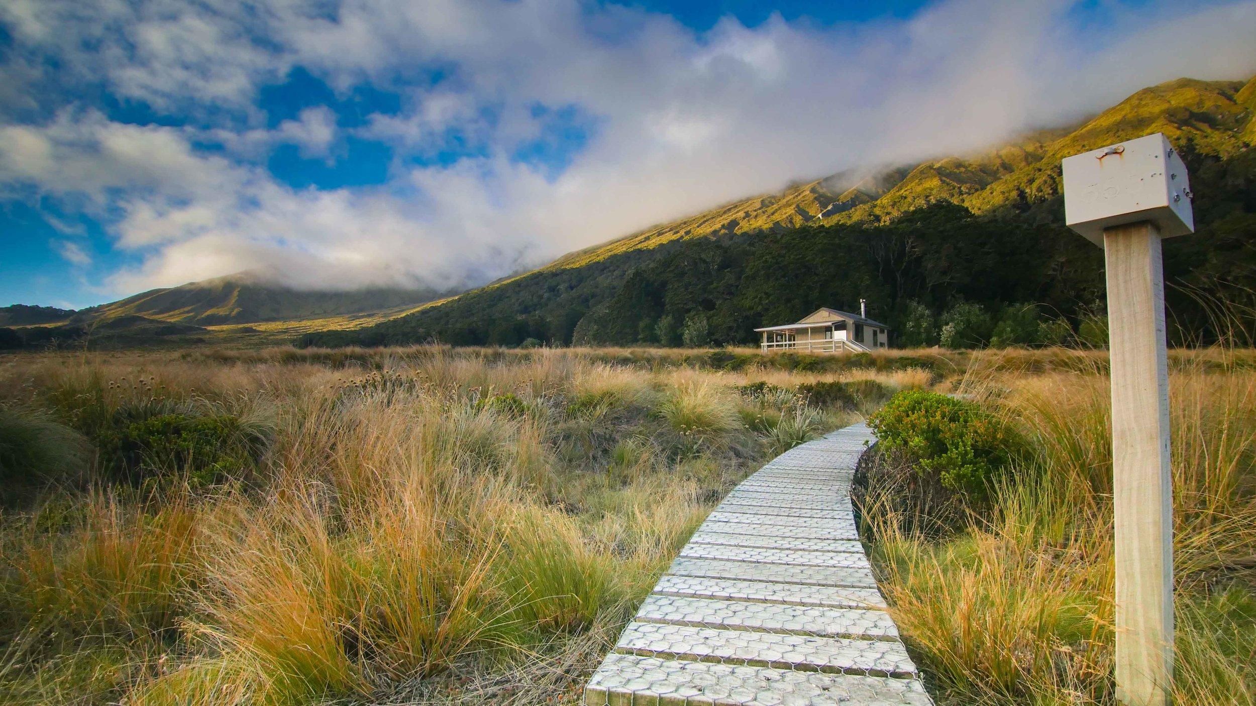 Green Lake Hut Lake Monowai Fiordland NAtional Park New Zealand (5 of 9).jpg