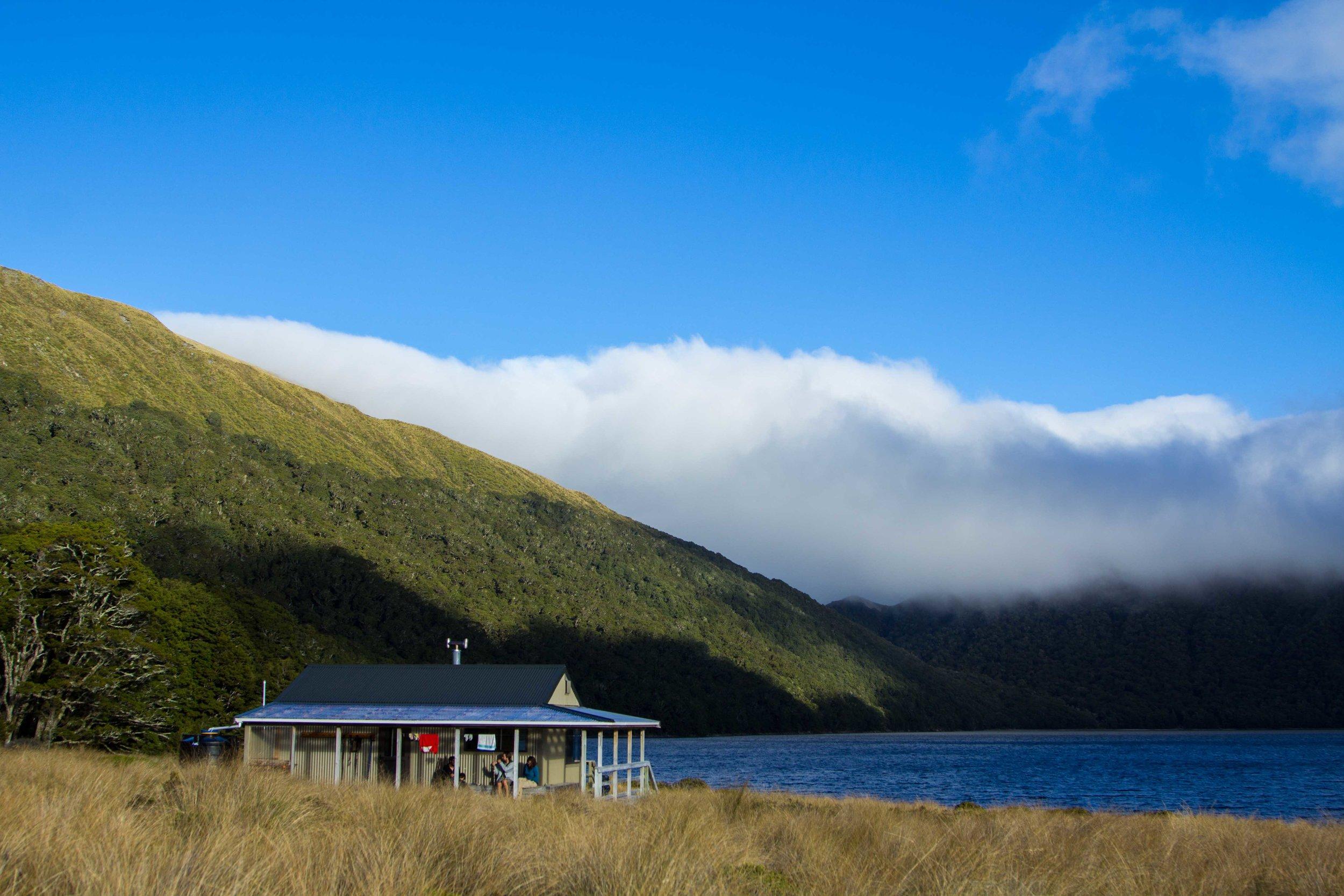 Green Lake Hut Lake Monowai Fiordland NAtional Park New Zealand (1 of 9).jpg