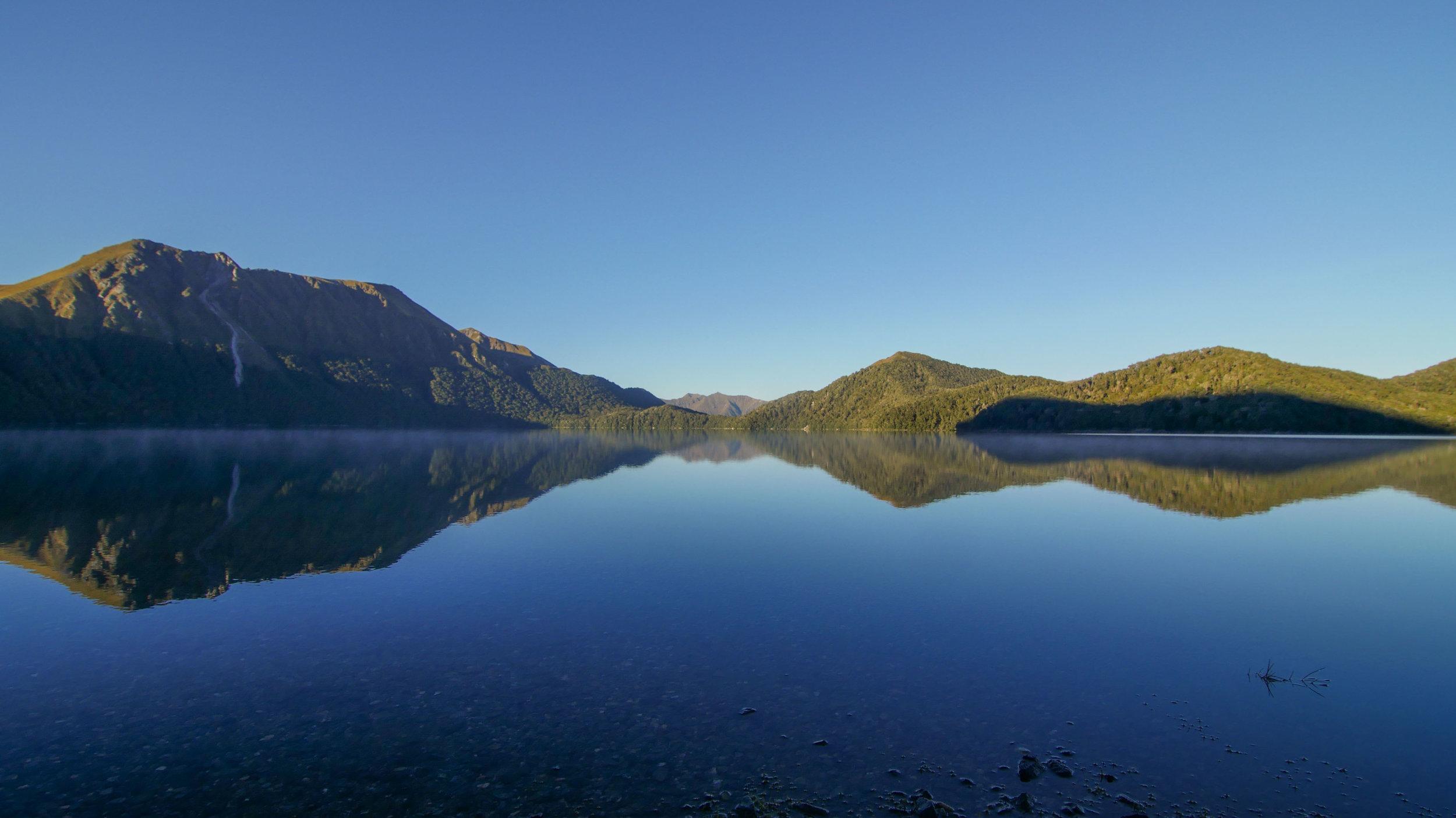 Green Lake Hut Lake Monowai Fiordland NAtional Park New Zealand (7 of 9).jpg