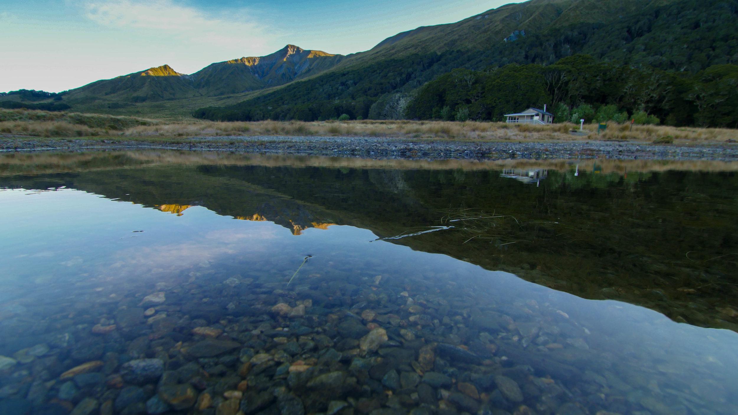 Green Lake Hut Lake Monowai Fiordland NAtional Park New Zealand (8 of 9).jpg