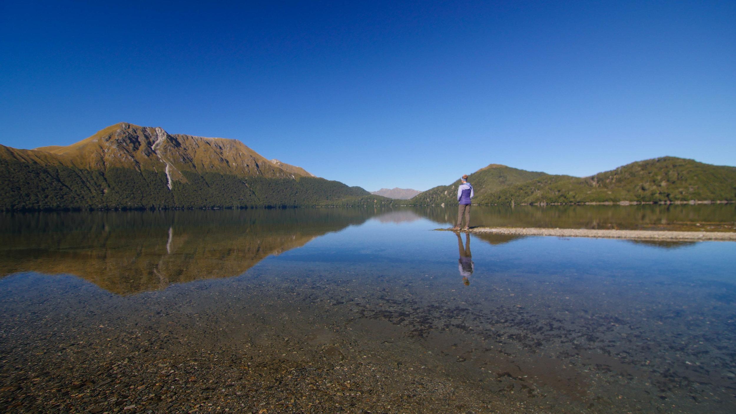 Green Lake Hut Lake Monowai Fiordland NAtional Park New Zealand (9 of 9).jpg