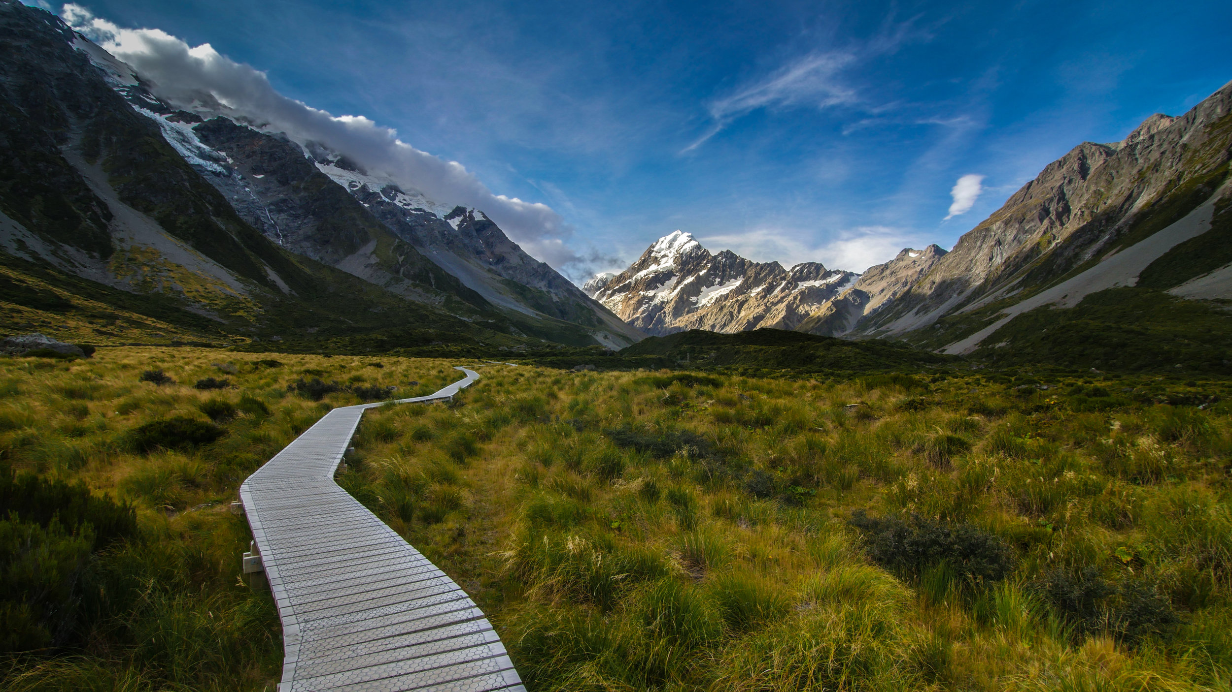 Mt Cook Hooker Valley Track Mount Cook New Zealand (2 of 6).jpg