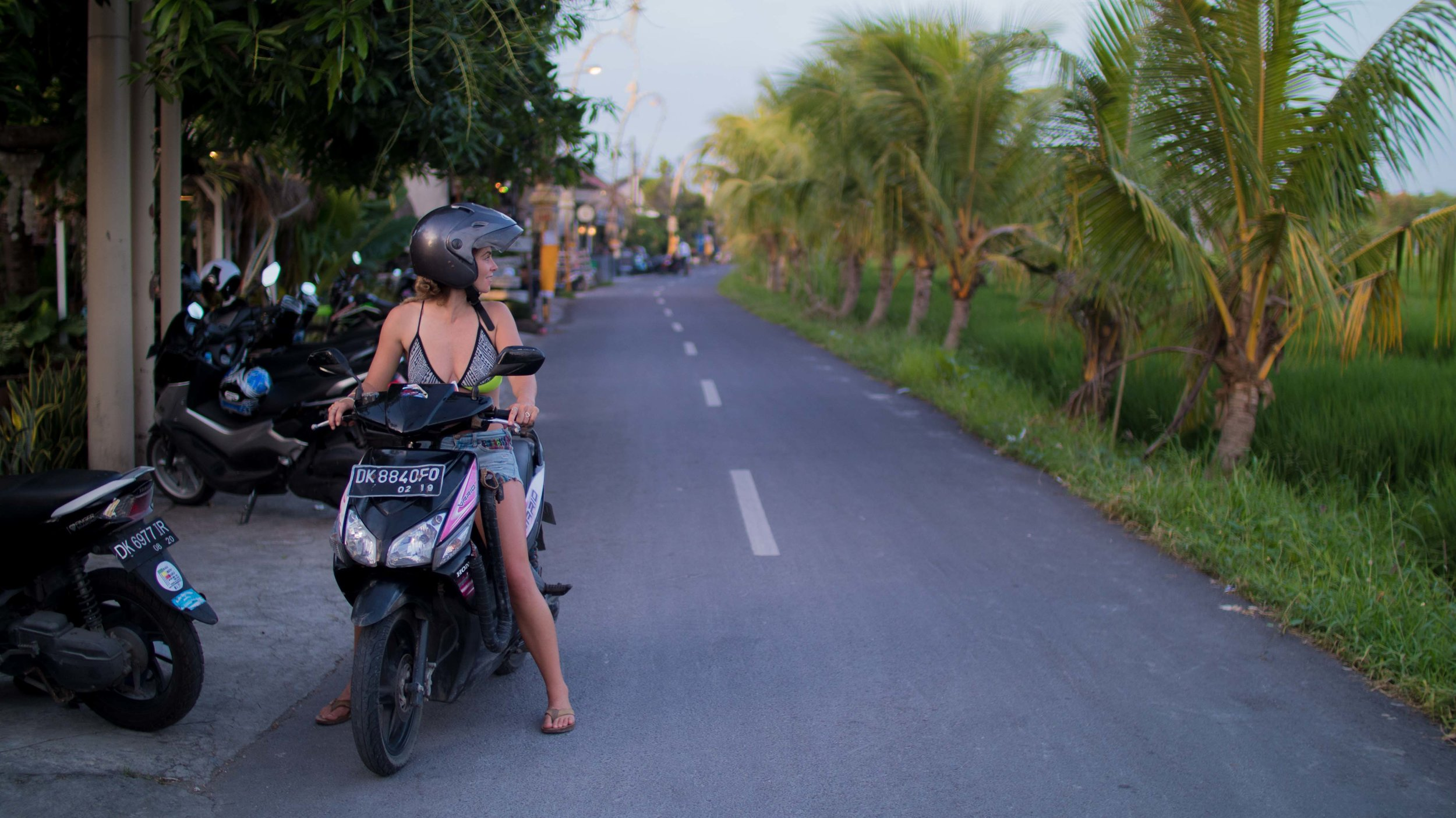 Bali Vegan food in Canngu