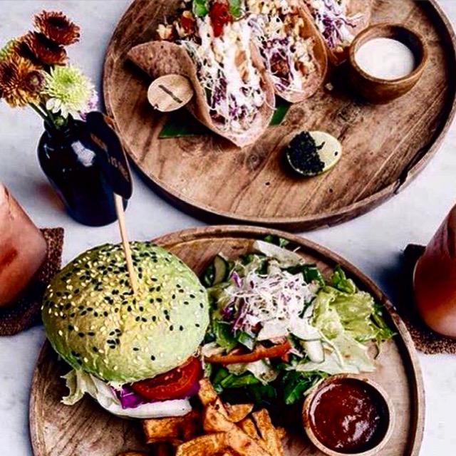Burger and Tacos @ Peloton