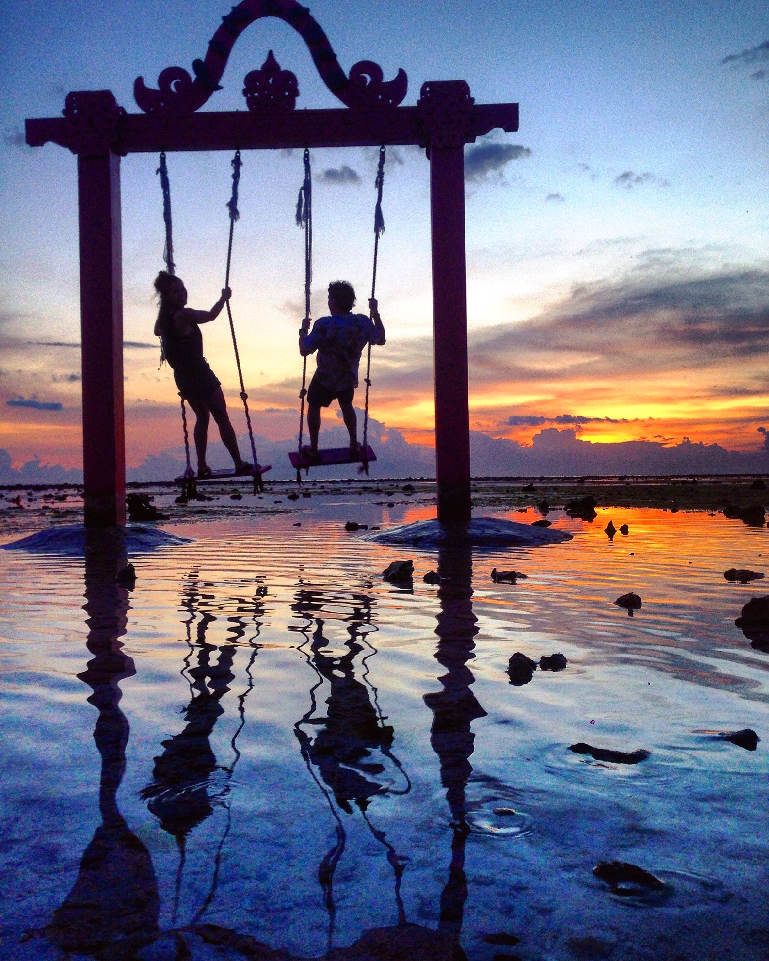Sunsets on GIli T