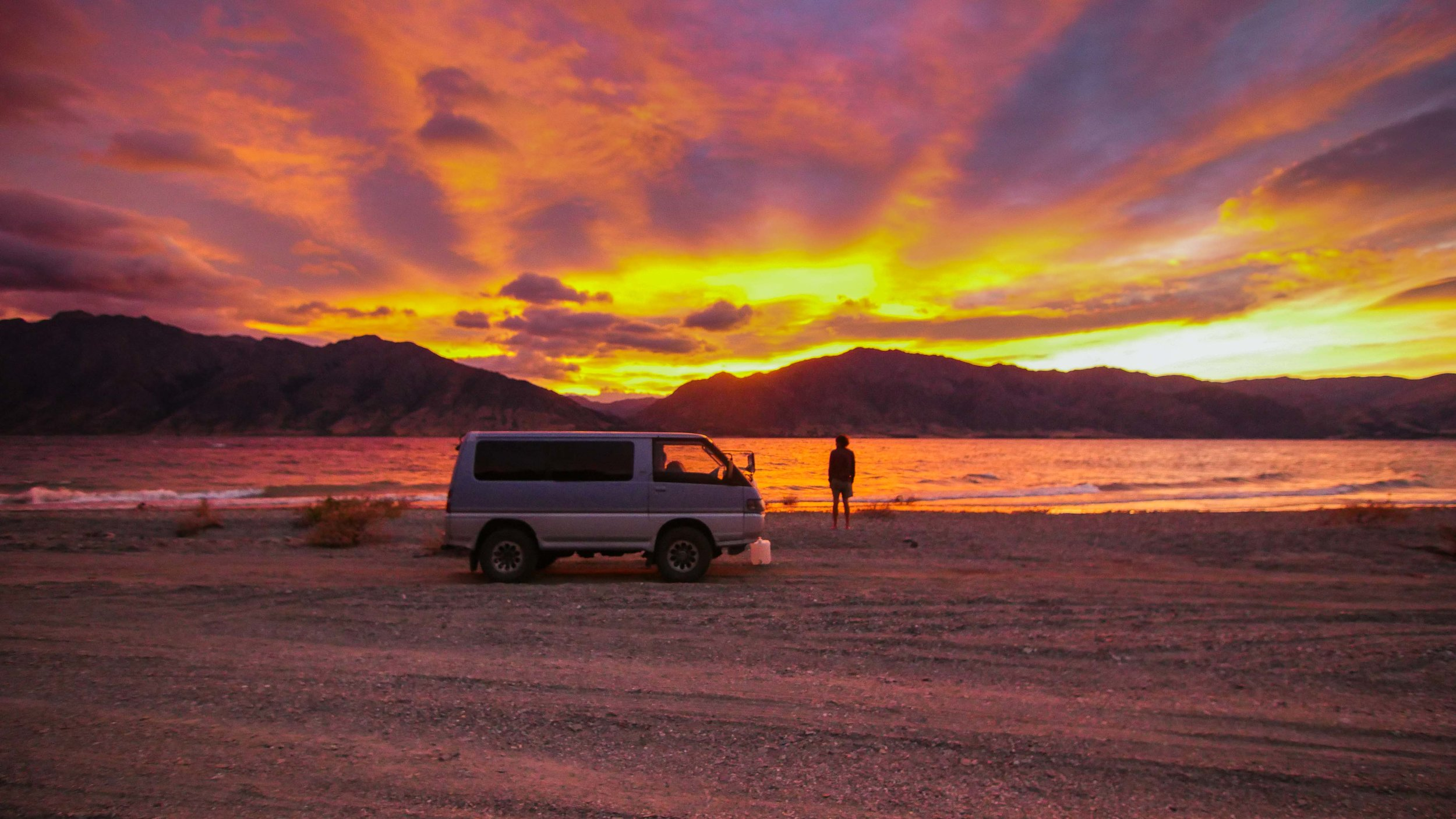 Lake Hawea Wanaka, Frequently Asked Questions about living in a van and traveling (1 of 1).jpg