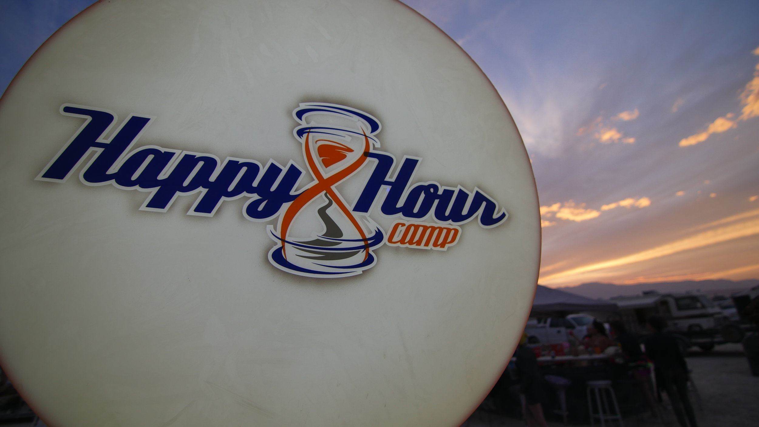 Camp Happy Hour Burningman