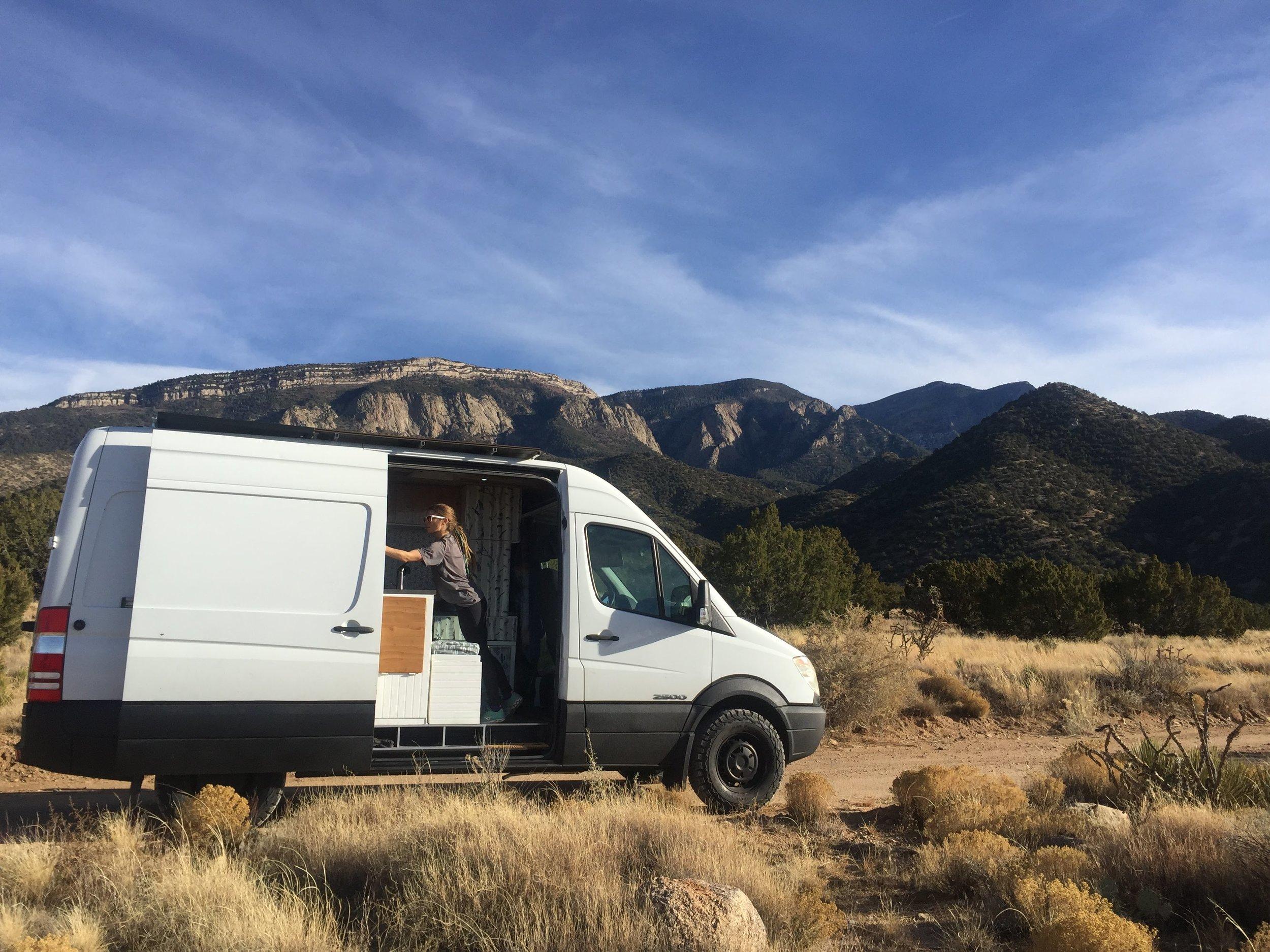 Van Life Albuquerque