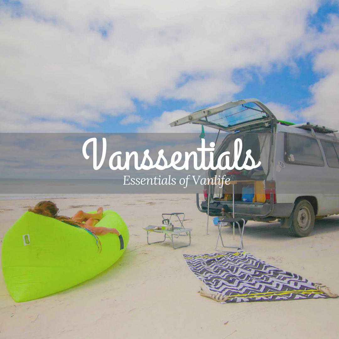 Van Essentials  - Alright, you've found your van and you are ready to hit the road.  While sometimes you can be lucky enough to cop a van with all the bells and whistles and ready to rock and roll, most of the time you'll be purchasing a basic van, with maybe just a bed in it.  This post isn't aimed at how to build out your van. It's more of a guide to help the traveler get their van ready to hit the road on a budget, in a new country.