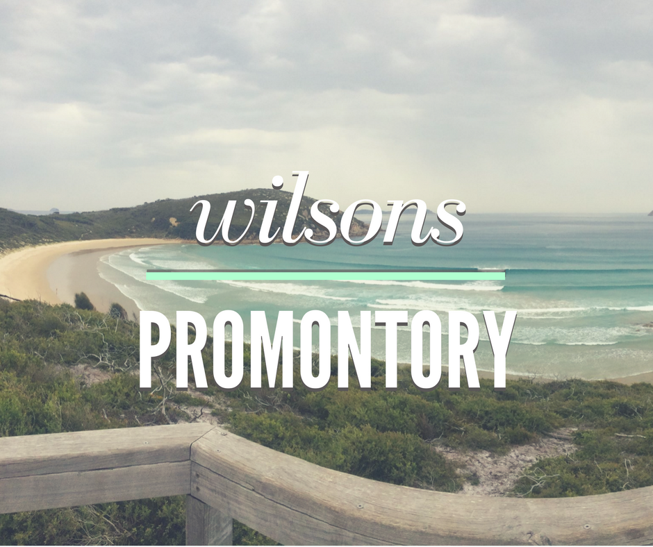 The Prom - If you're traveling across the south coast, make Wilsons Promontory a mandatory stop.From amazing surf, awesome beaches, and even small mountains, The Prom reminded us of a small Tasmania.