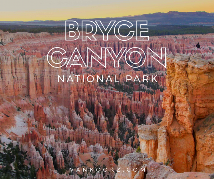Bryce Canyon - Just when you think Utah has blown your mind to bits, Bryce Canyon goes and turns it into dust. Standing on the edge of this canyon was insane and then walking down and thru it, makes you just giddy about how crazy the earth is. Check this place out!