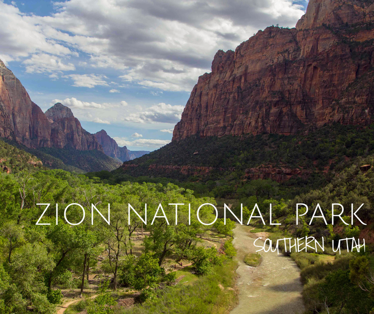 Zion National Park - Holy smokes. This place is beyond epic. It's like a desert Yosemite. If you are in Southern Utah, do not miss this place. Check out what we had to say in our LA to Durango Road trip!