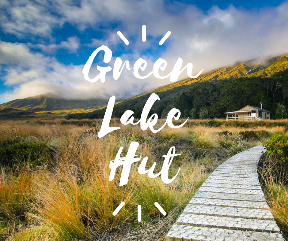 Green Lake Hut  - Near Fiordland and looking to go off the beaten path? Green Lake Hut is a southern hidden gem in  the South Island of New Zealand.
