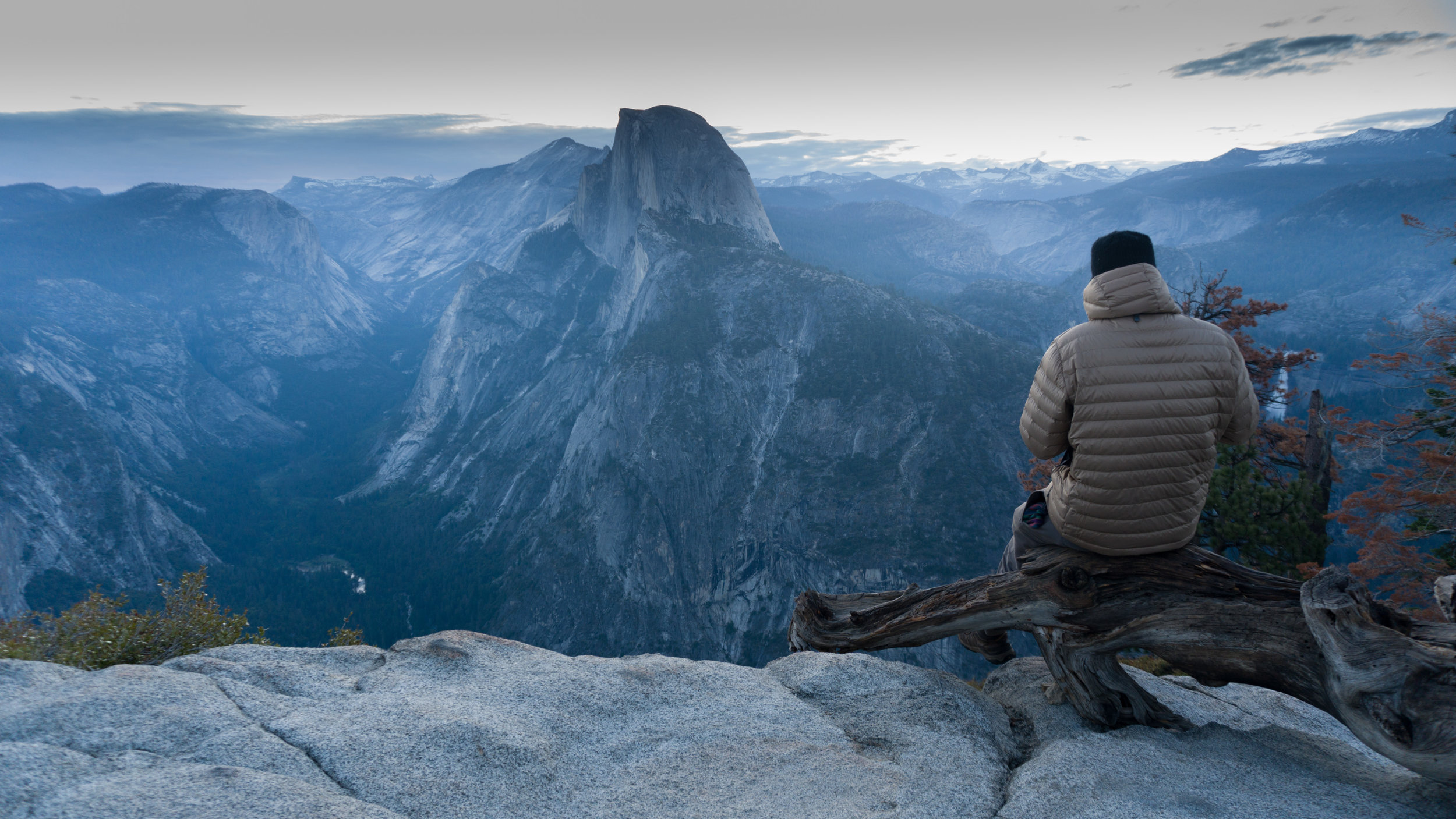 Glacier Pioint, Yosemite National Park