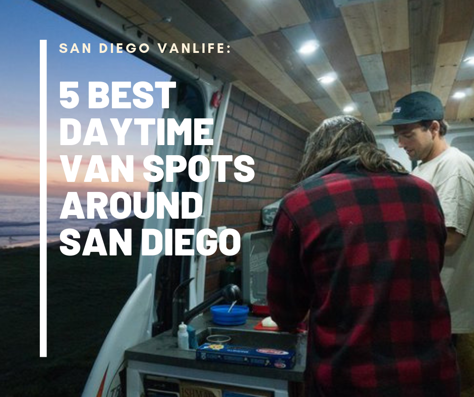 San Diego Vanlife: 5 Best Daytime Van Spots around San Diego - We spent about 2 and a half months in our van in San Diego. It really brought us back to our early days in the van, beach bummin' around Australia. The good vibes were high in San Diego it was a hard place to peel our selves away from. Here are five of our favorite spots to hang out in the van during the day. Read More!