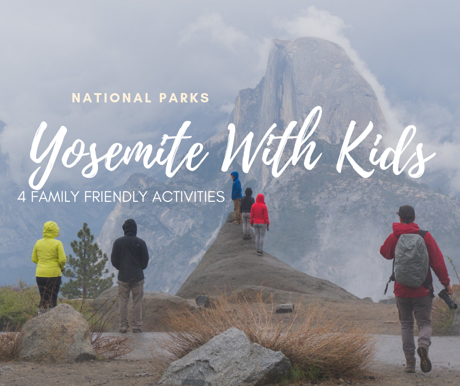 Kid Friendly Yosemite! - Traveling can connect you with all walks of life.  While we were traveling in San Diego, we met @lifeofkuhl a Canadian family of 5 traveling the Western US and Baja, Mexico, while homeshchooloing the 3 children. We traveled with them to many places and it was definitely different than traveling without kids!