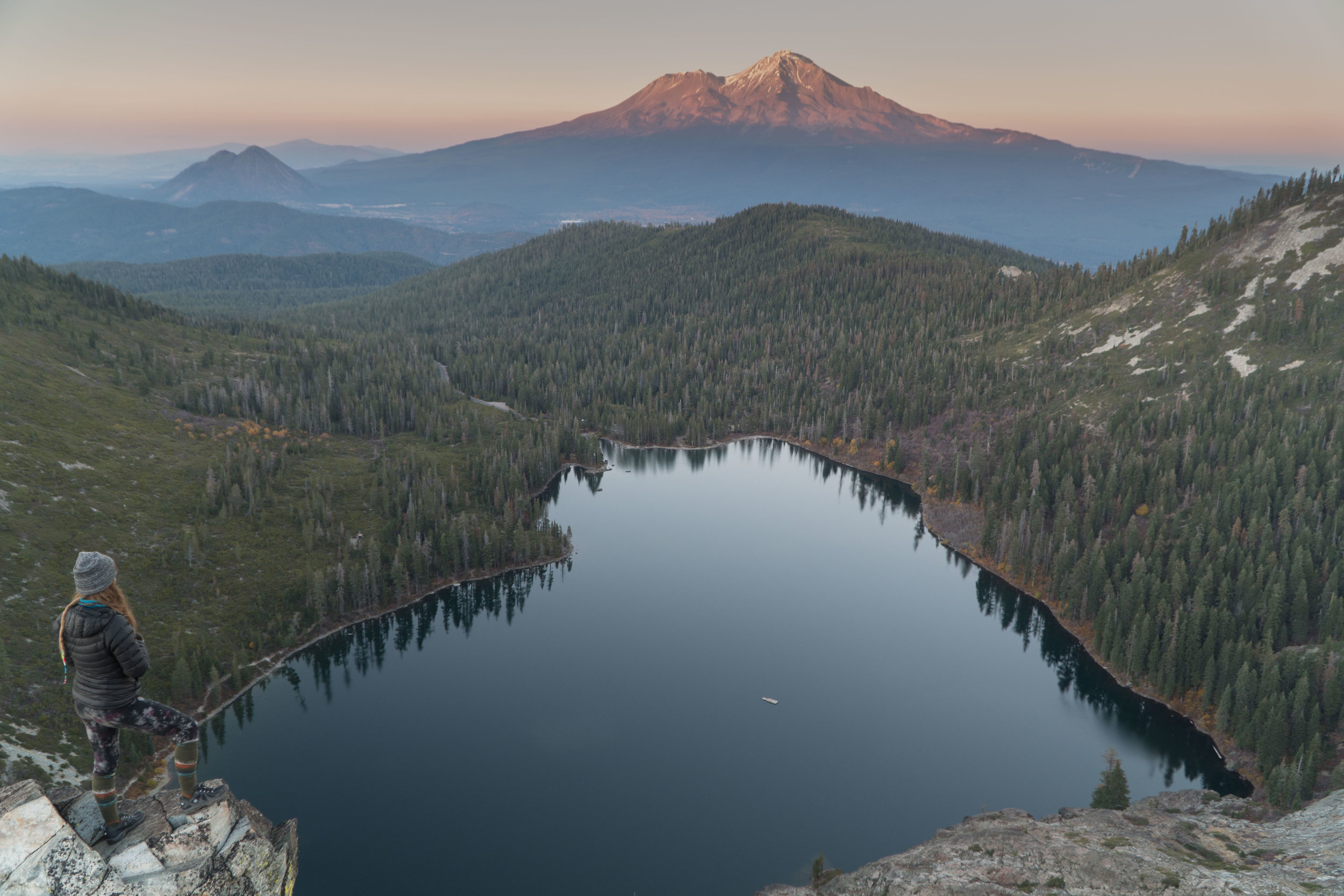 Mount Shasta Free Camping