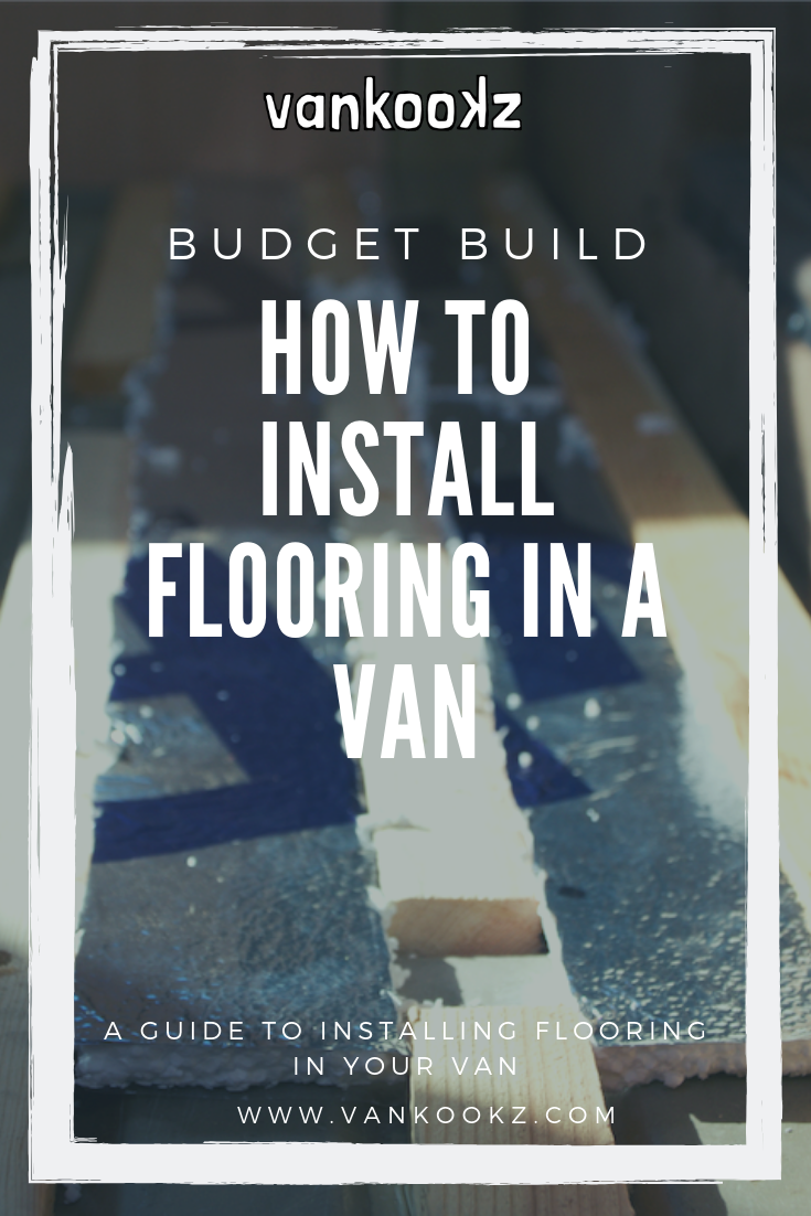 how to install a floor