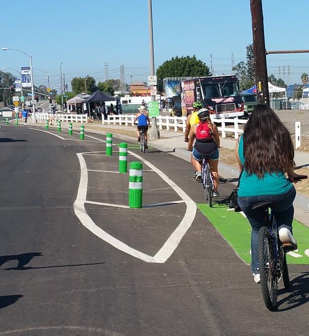 Walk Bike LB