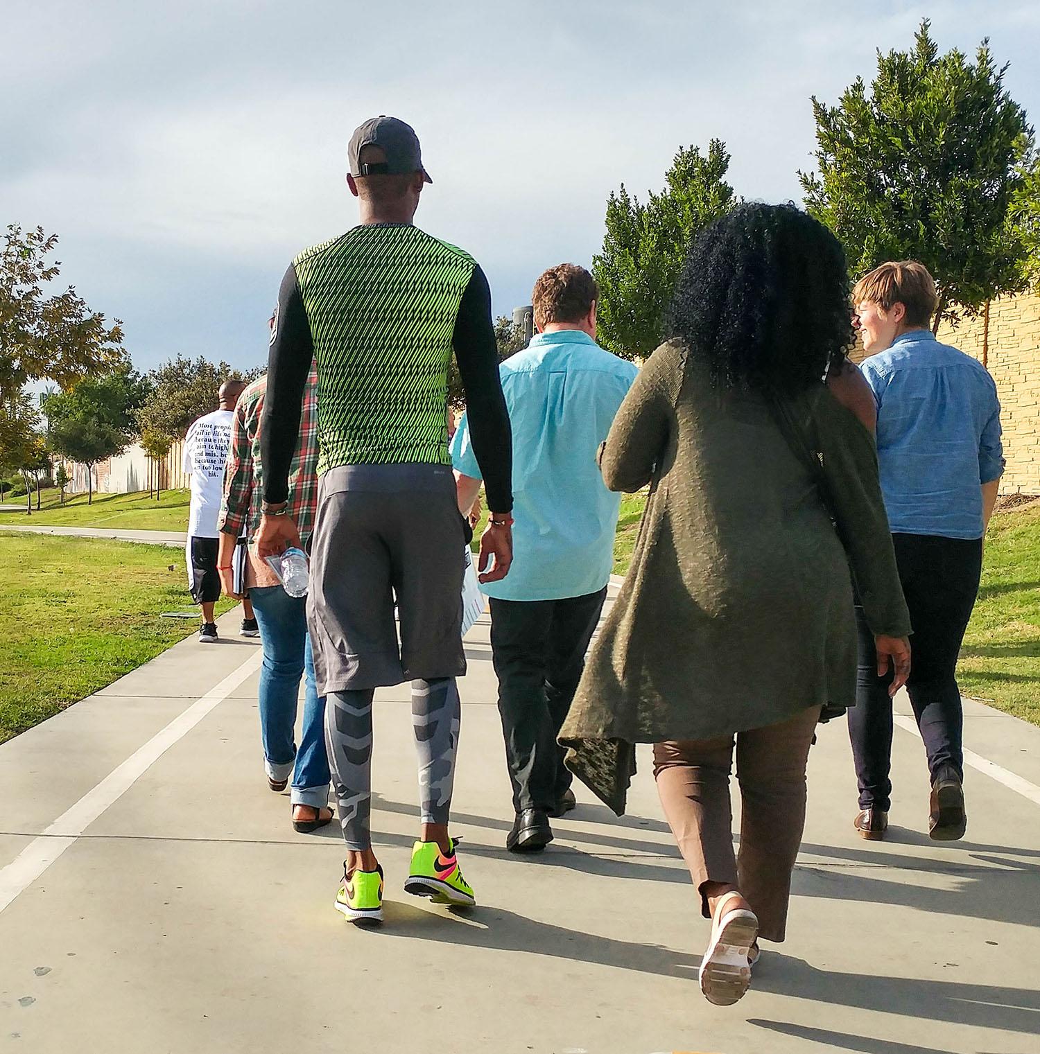 California Walks -