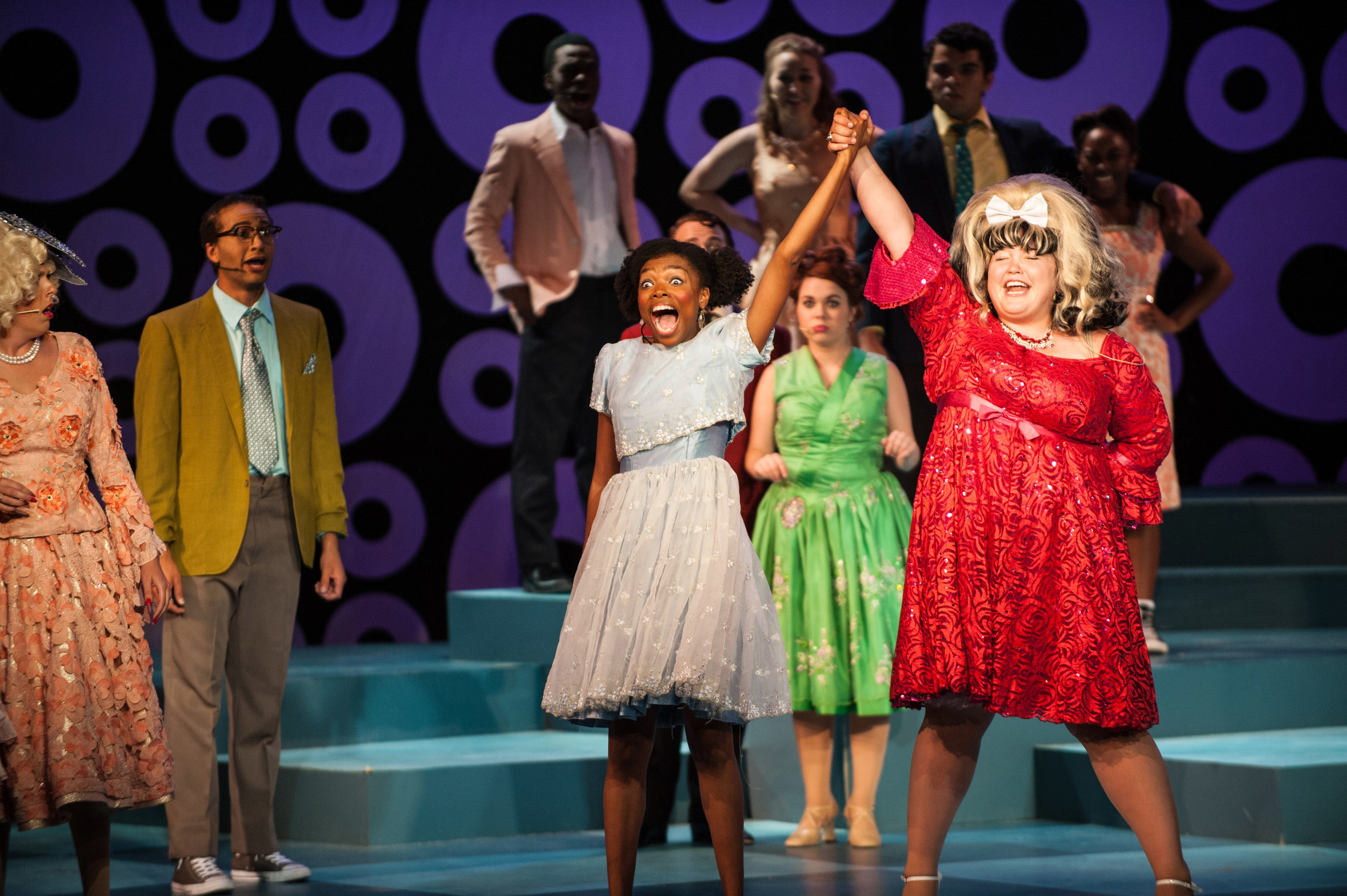 "Little Inez in ""Hairspray"""