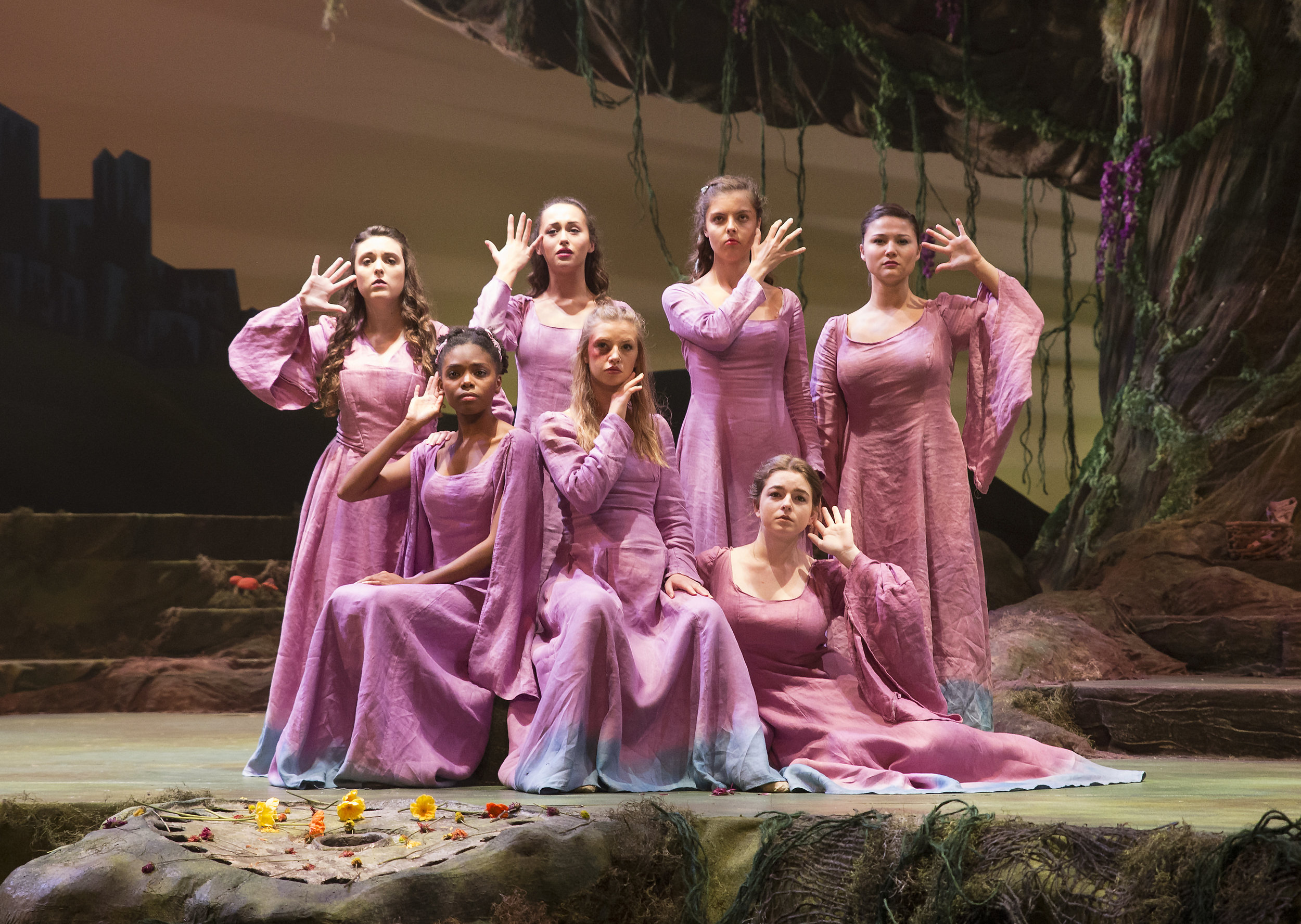 "Greek Chorus in ""Medea"""