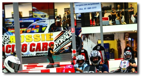 Electric Go Karts - Game Over - Gold Coast