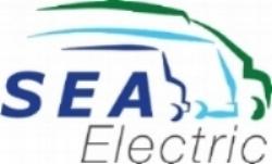 On show - Eco EV Rubbish Truck & EV Van