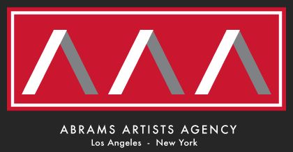 Max Grossman Abrams Artists Agency 275 Seventh Avenue 26th Floor New York, NY 10001 (P) 646-461-9372 (F) 646-486-2358 (E)mgrossman@abramsartny.com