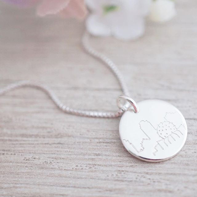 I 💕 Vancouver Another new design this year is the YVR necklace.  Available in sterling silver, 14k gold fill or rose gold.  An accompanying bracelet will be making its debut soon too!