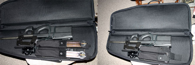 Now, it's off to the range with my new toy