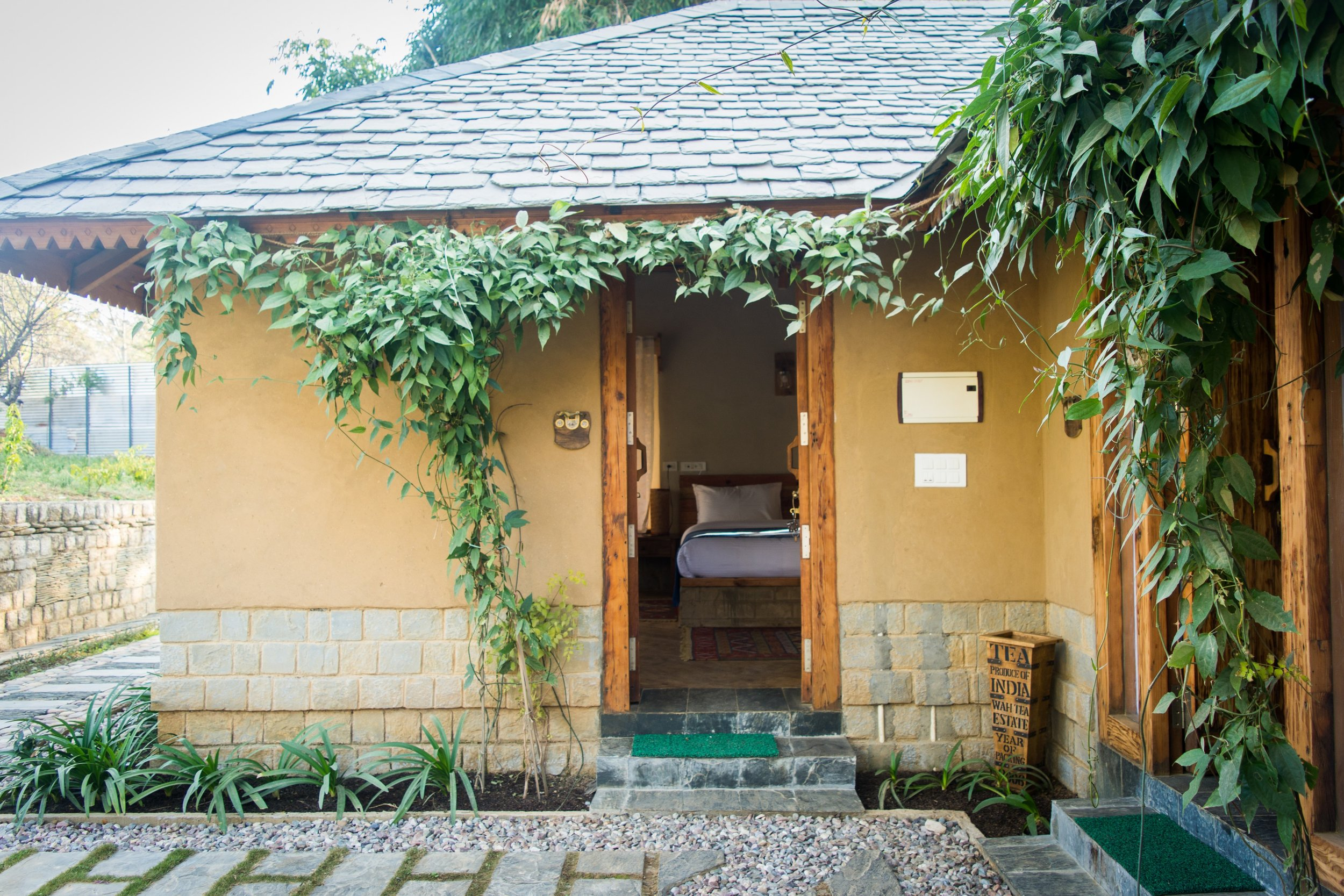The Lodge at Wah Palampur