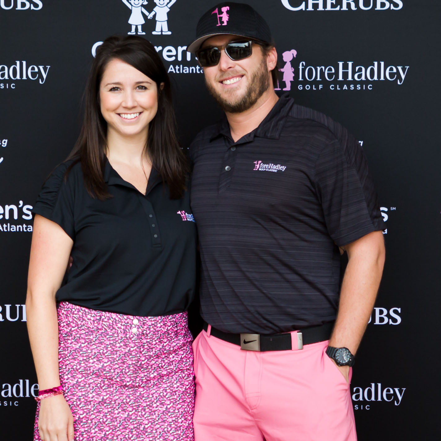 Kate & Ryan - Founders of the ForeHadley Foundation.