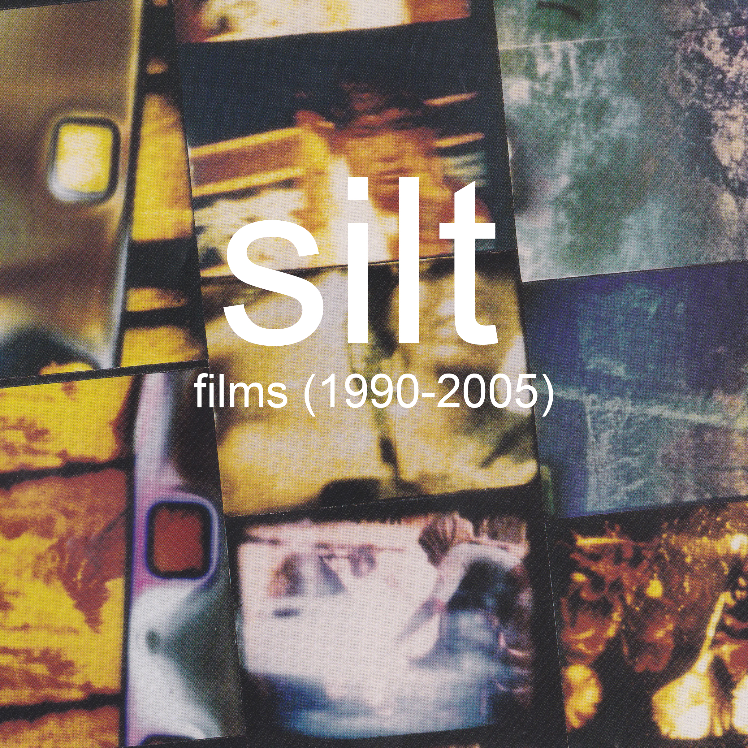 Films by the experimental film trio, Silt (1990-2005)