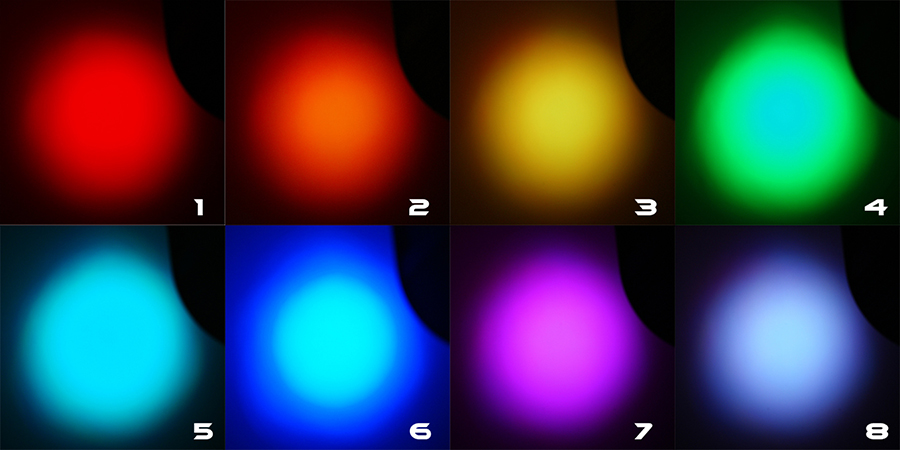 Choose an Uplight Color!  -