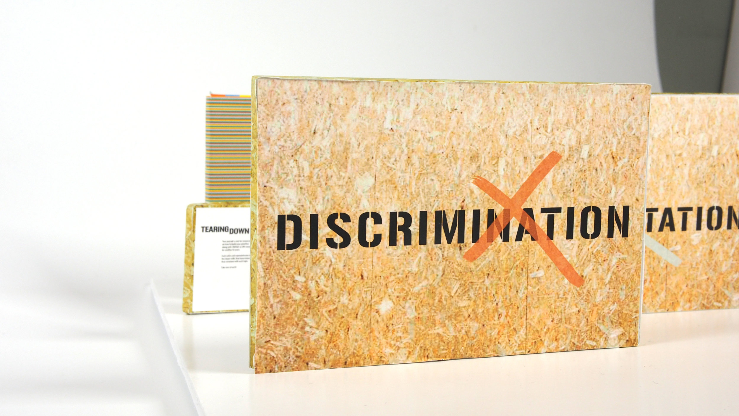 Tearing Down: Discrimination