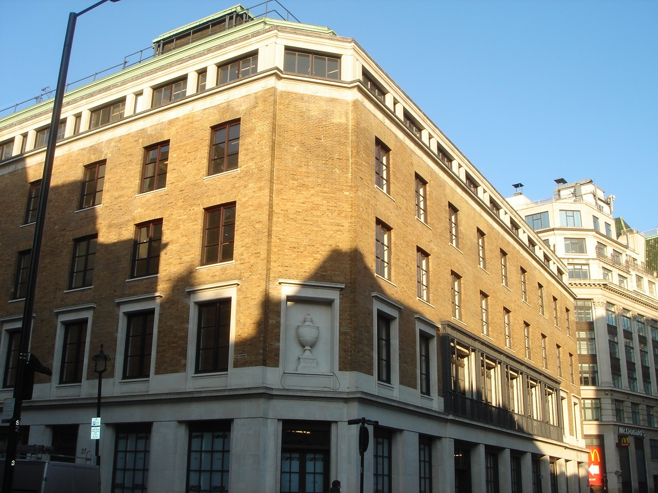 Clareville House, West End, London