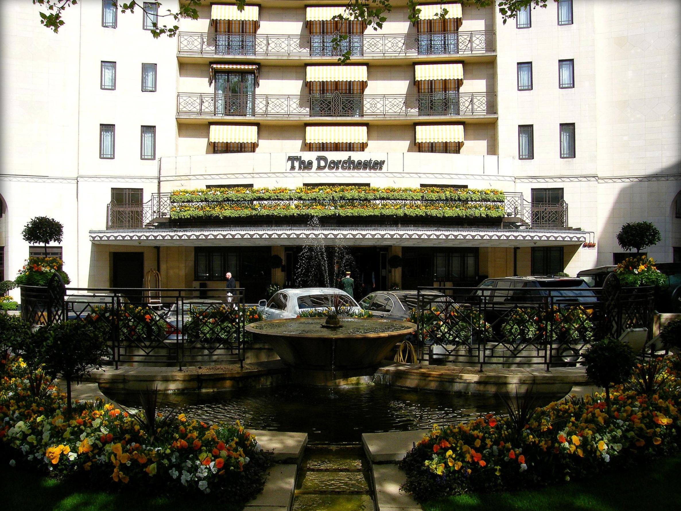 The Dorchester Spa, London