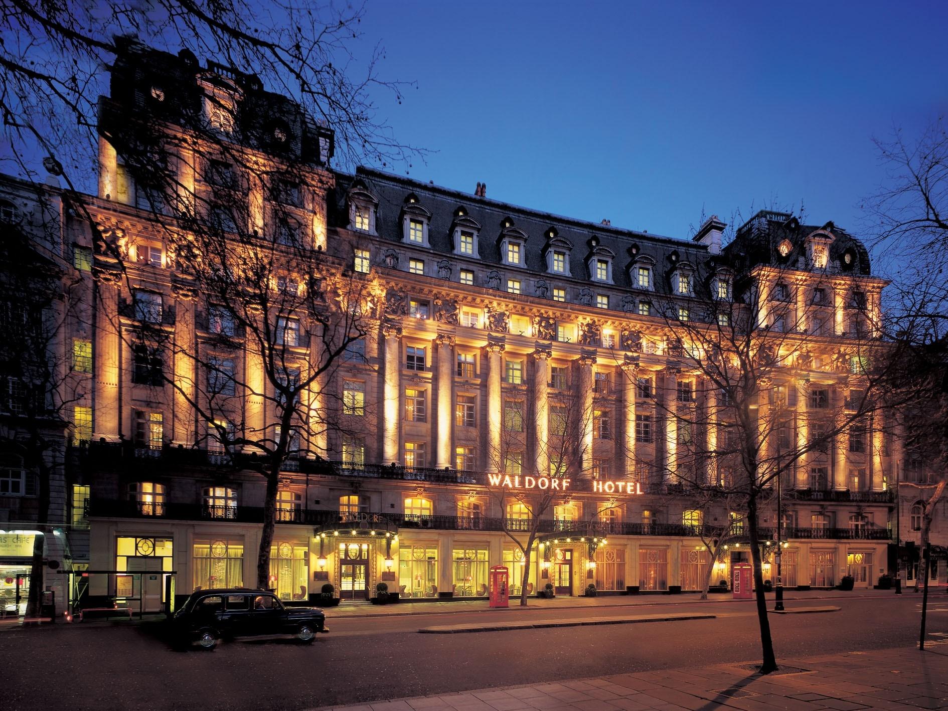 Hilton Waldorf, The Strand, London