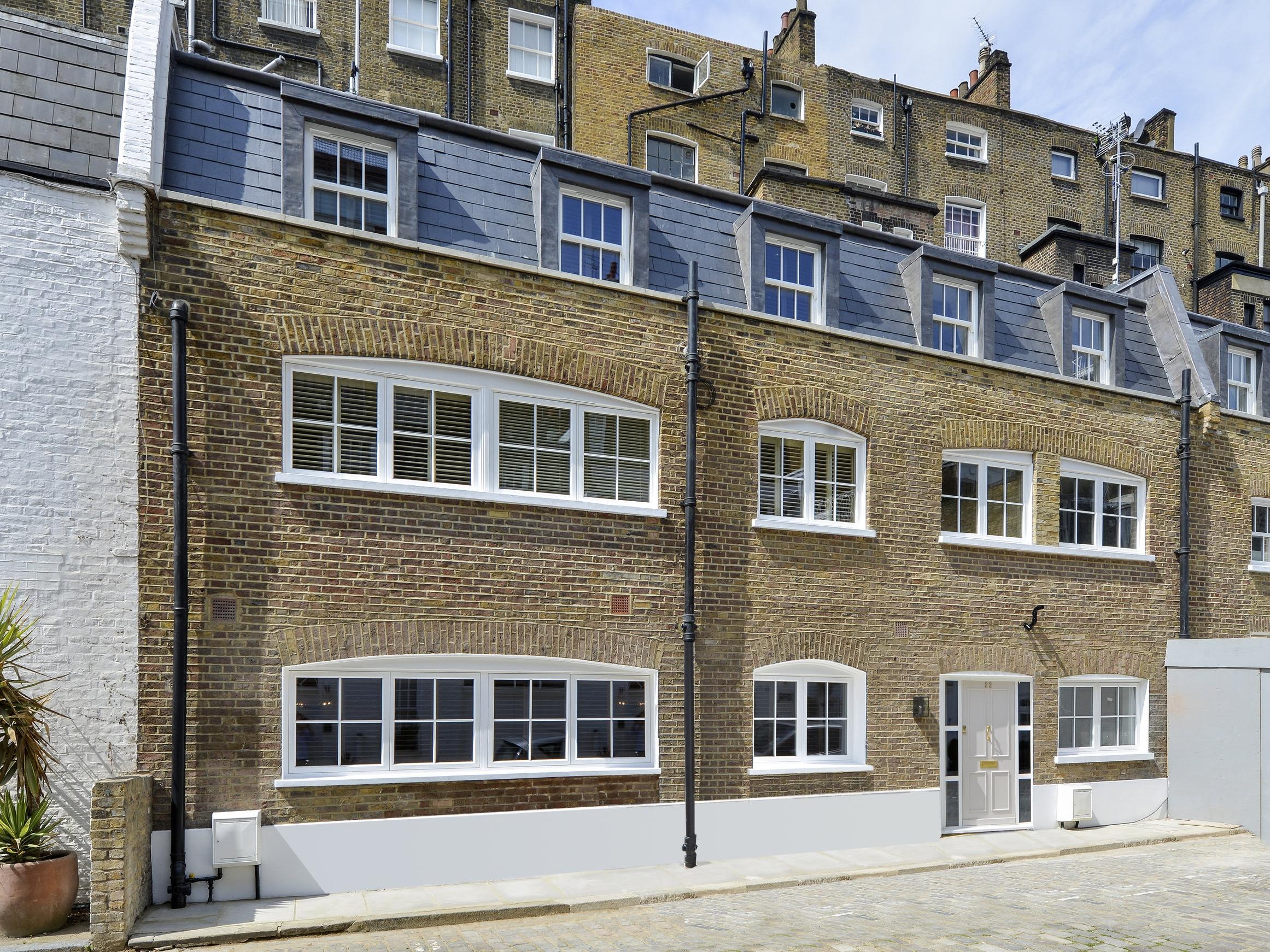 Upbrook Mews, London