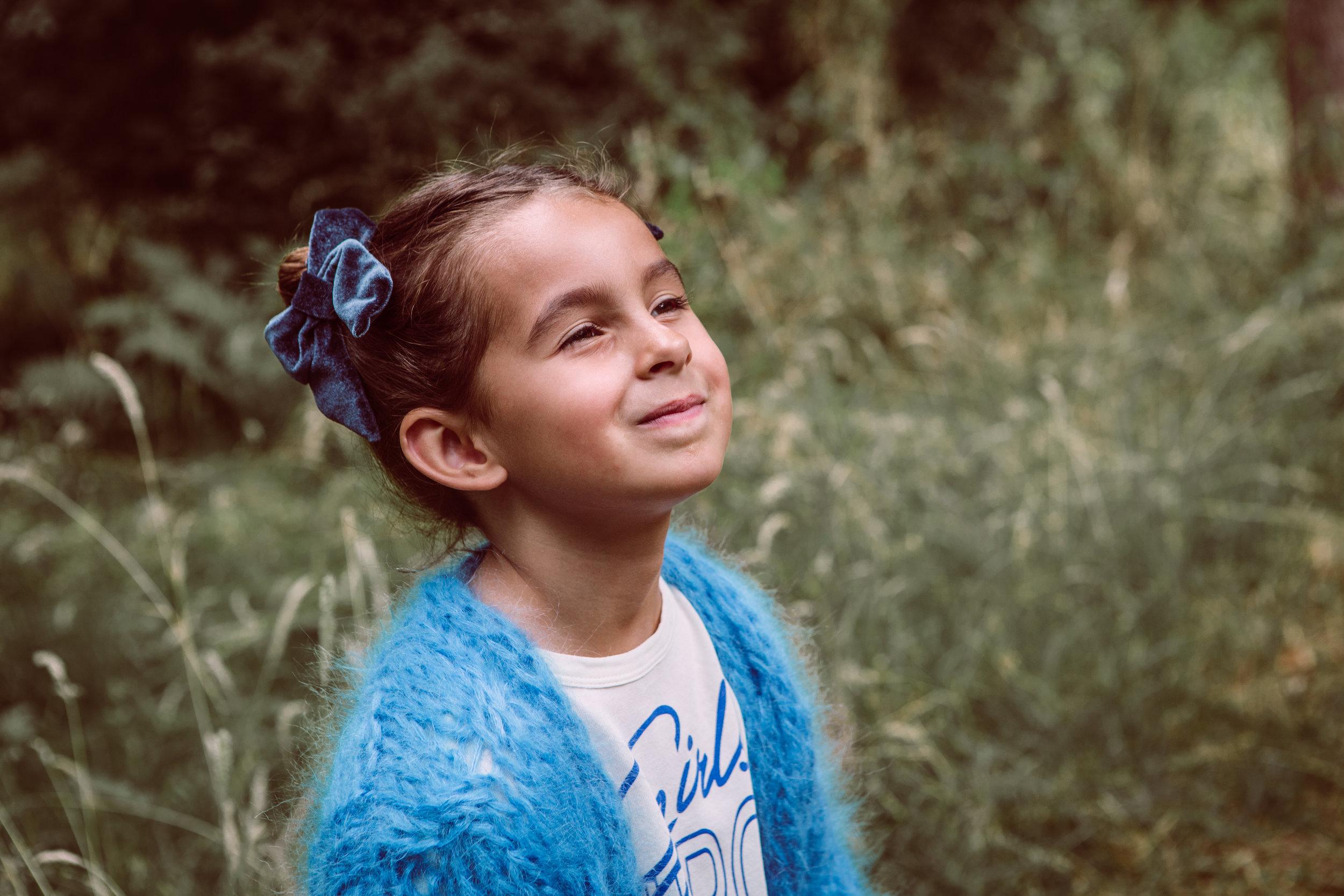 Alexa bows - knitwear Charlie Knits -  T-shirt Bellerose