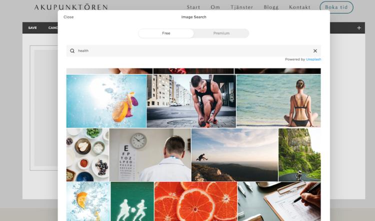 Bildbank med +750,000 vackra och professionella bilder (Unsplash)