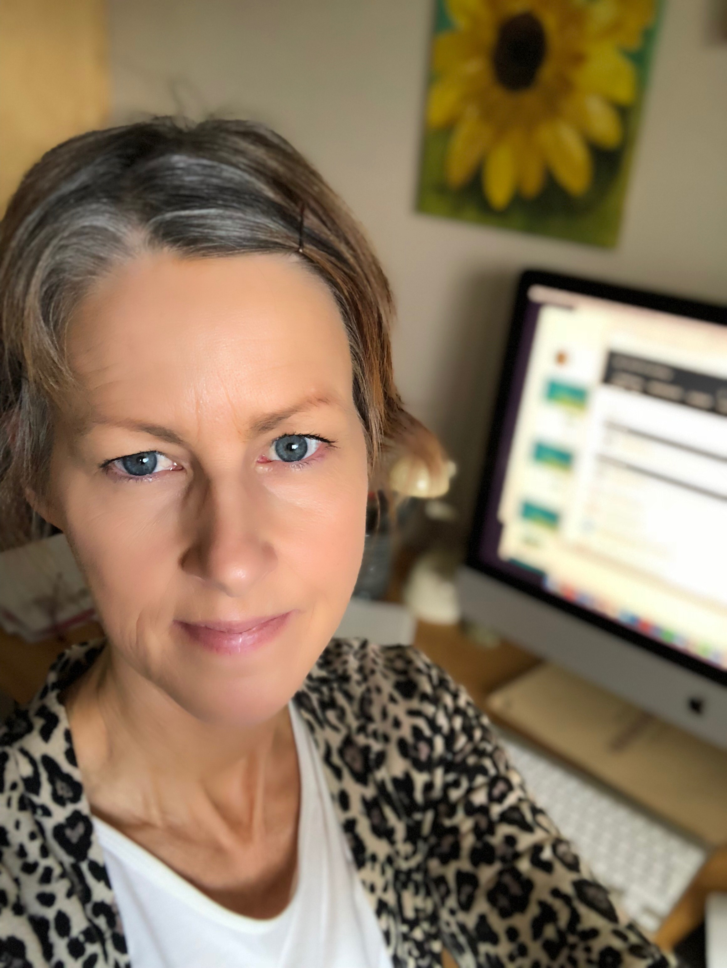 Therese hjälper dig med Squarespace