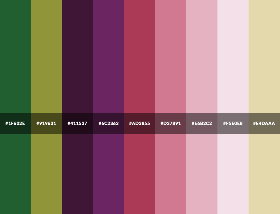 https://color.hailpixel.com - ett verktyg för att plocka ut färger och färgkoder