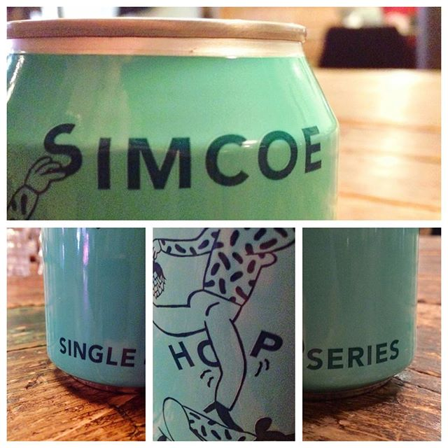 If you like this collage, then you'll almost certainly love this Simcoe IPA from the @mikkellerbeer Single Hop Series #artisan