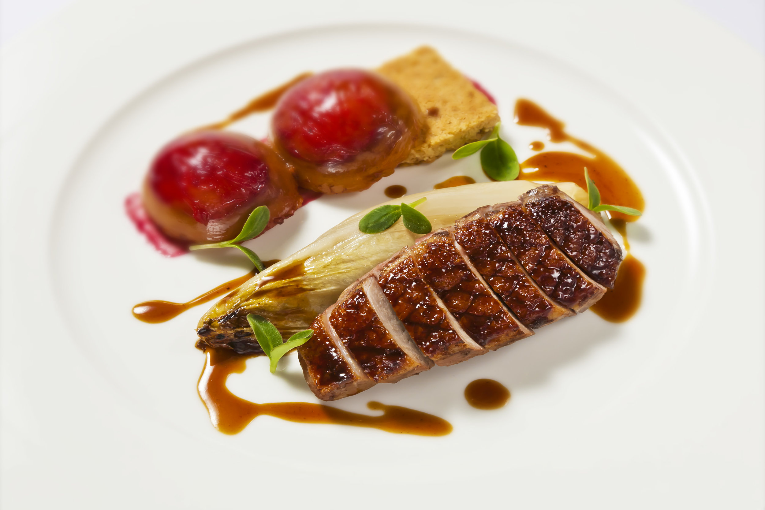 Honey Glazed Gressingham Duck Breast.jpg