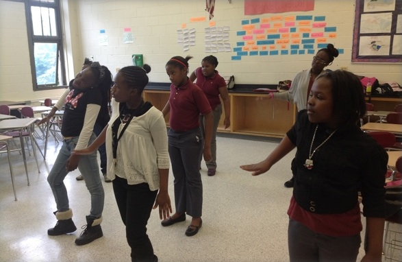 Girls Dancing - S. Truth Middle School.jpg
